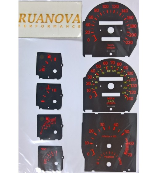 Esferas cuadro R5 Gt Turbo / R11