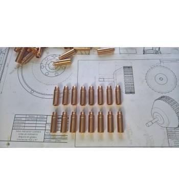 Guías válvula Cobre Berilio + retenes vitón F7P / F7R
