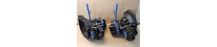 Transmisión y Soportes Motor