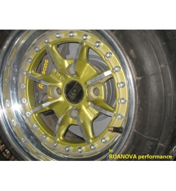 Kit Frenos AP RACING F3 llanta 13""