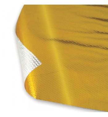 Lámina Anticalórica Oro 100x120cm