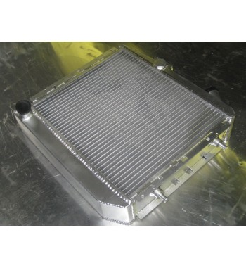 Radiador Agua  70mm Gr.A 100% Aluminio TIG