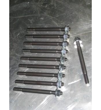 Espárragos Culata Reforzados Acero Forjado CNC