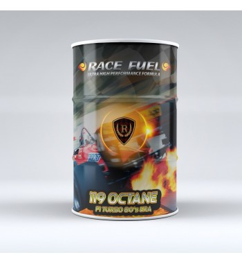 Race Fuel F1 Turbo 119 Octane