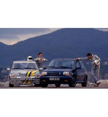 Parabrisas térmico R5 Gt Turbo