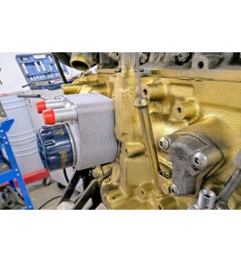 Oil Cooler MAXI Oil / Water...