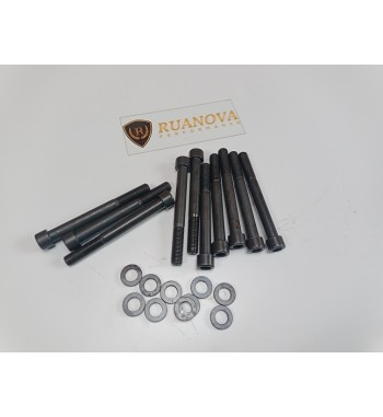 Uprated cylinder head bolts...
