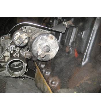 Chapa Anticalórica Motor de Arranque Acero Inox
