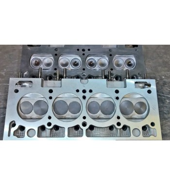 Forged oversize valves R5 GTT  Ni-Cr 37.3 and 31.3mm
