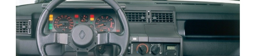 Dials dashboard speedometer